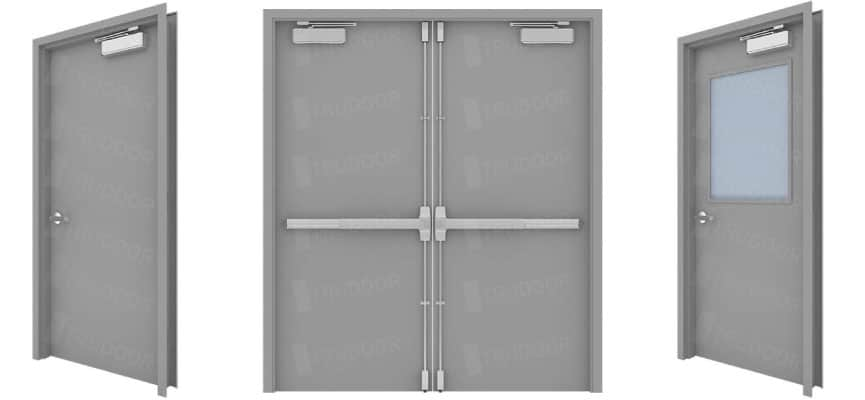 industrial doors for personnel man doors