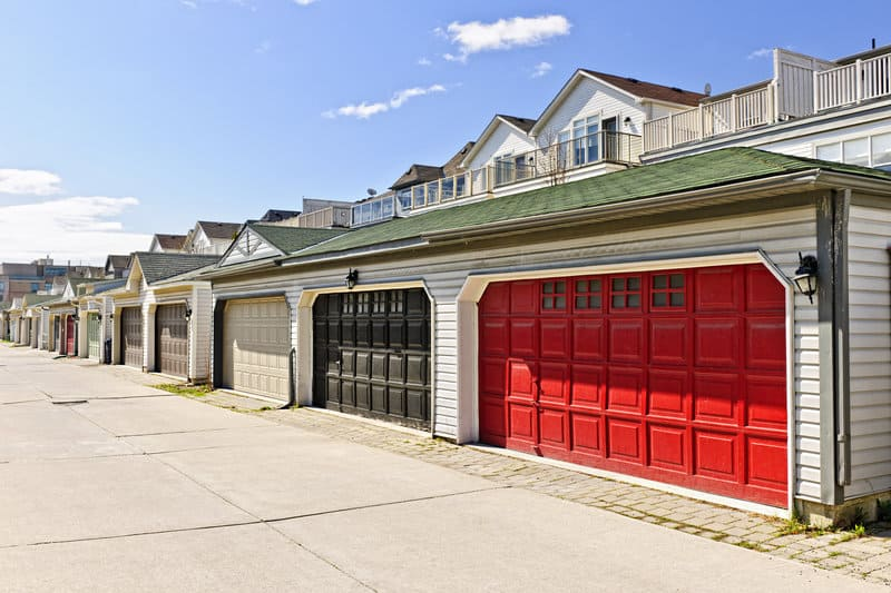 a homeowners guide to modern garage door styles and options